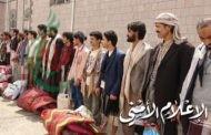 اليمن تفرج عن 30 سجيناً من ميليشيات التحالف السعودي
