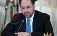 وزير الخارجية الأفغاني صلاح الدين رباني يستقيل من منصبه