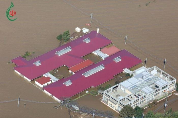 مصرع 35 شخصا جراء الإعصار هاغيبيس في اليابان