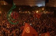 الاحتفالات تعم أرجاء تونس بعد فوز الرئيس الجديد قيس سعيد في انتخابات الرئاسة