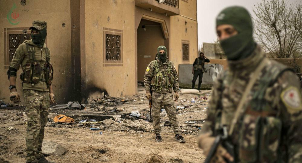 """جنرال أمريكي يتوقع زيادة عمليات """"داعش"""" في سورية"""