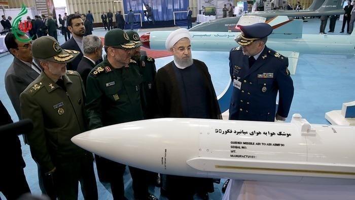 البنتاغون : إيران تملك أكبر قوة صاروخية في الشرق الأوسط