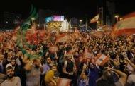 لبنان .. حشود جديدة في الشوارع ودعوات لتظاهرات موحدة