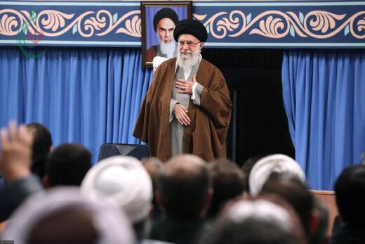 قائد الثورة الإسلامية في ايران : إزالة الكيان الصهيوني لا يعني إبادة اليهود بل إزالة تلك الحكومة والكيان