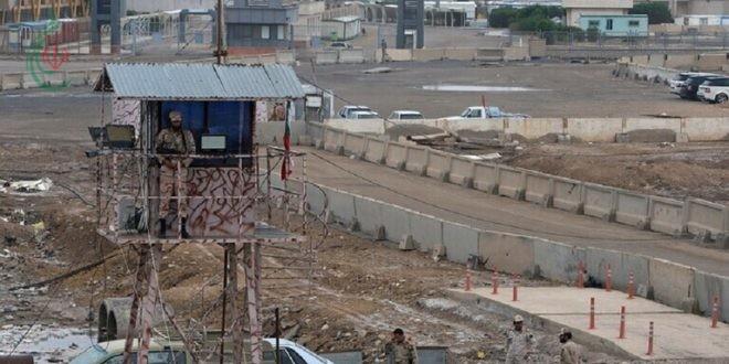 """العراق يعيد فتح منفذ """"الشلامجة"""" الحدودي مع إيران"""