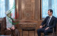 ذو النوري خلال لقائه الرئيس الأسد .. هنأ سورية قيادةً وشعباً بالانتصارات التي تحققت ضد الإرهاب مؤكداً أن ما يجمع بين إيران وسورية هو مصير واحد وتاريخ مشترك مشرف