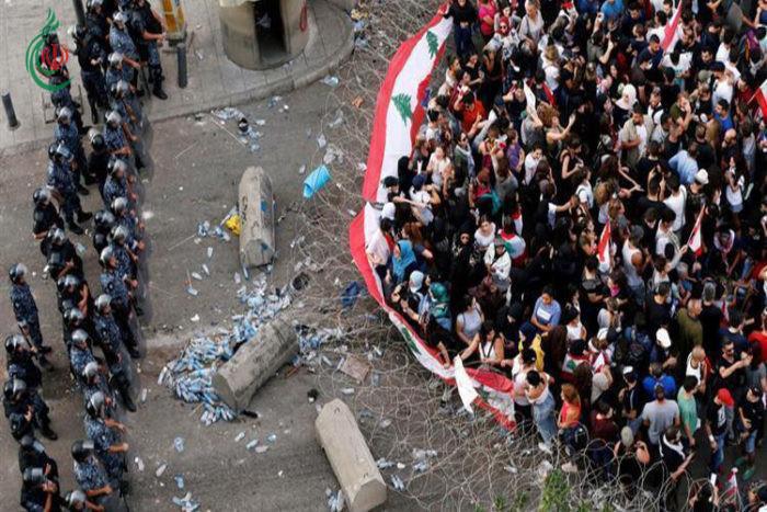 المتظاهرون اللبنانيون يفشِلون انعقاد جلسة للبرلمان