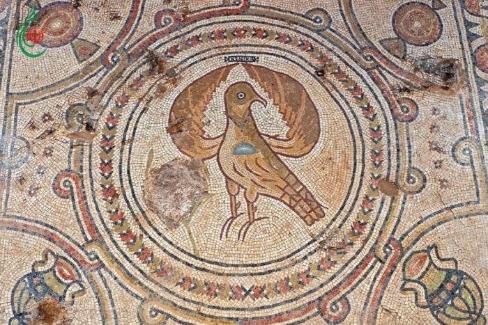 اكتشاف كنيسة أثرية فخمة قرب رمات بيت شيمش