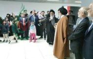 مطار دمشق الدولي يشهد وصول أول قافلة رسمية للزوار الإيرانيين .. و ممثل الإمام الخامنئي في سورية أول المستقبلين