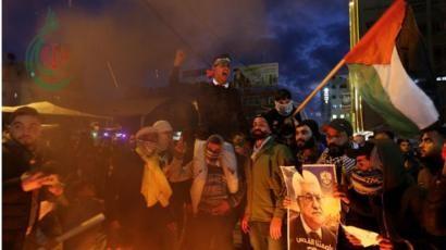 لقاء تضامني في بيروت يندد بما تسمى (صفقة القرن)