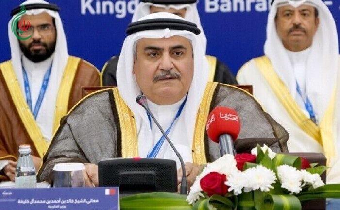 أنباء عن إقالة وزير خارجية البحرين خالد بن أحمد آل خليفة .. وتعيّن عبد اللطيف الزياني خلفاً