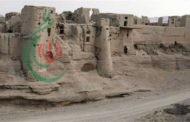 قلعة ايزدخواست بمحافظة أصفهان .. من الأبنية التاريخية القديمة التي تعود إلى العهد الساساني