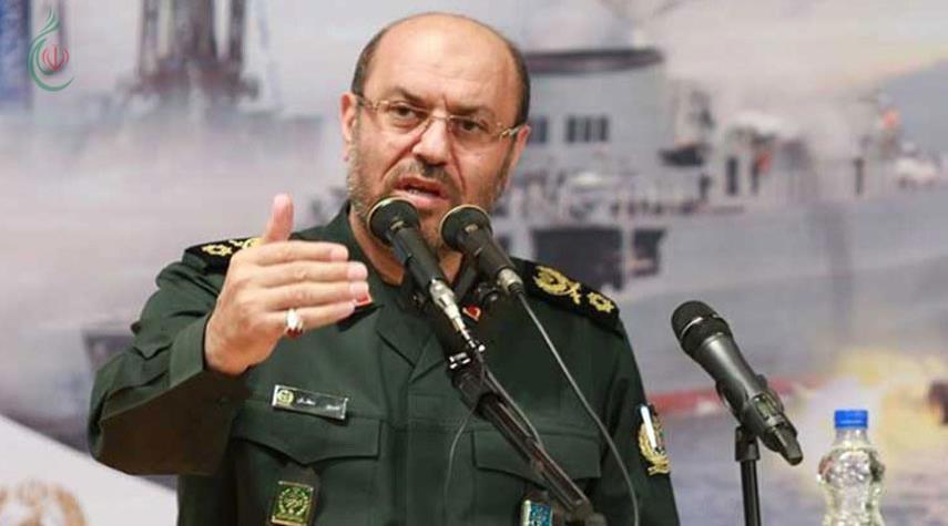 العميد دهقان : إيران وقفت أمام المجرمين بقوة وسحقت هيمنتهم