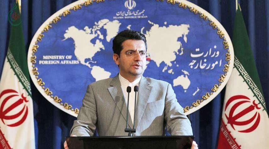 الخارجية الإيرانية تصدر تعليماتها الوقائية إلى بعثاتها الدبلوماسية في الصين