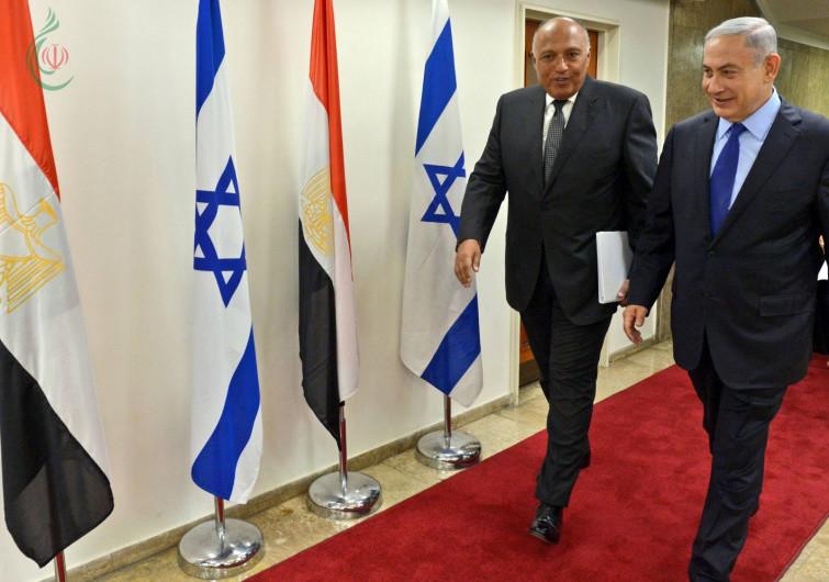 نتنياهو : بأموال المصريين سنطور مؤسسات إسرائيل العظمى