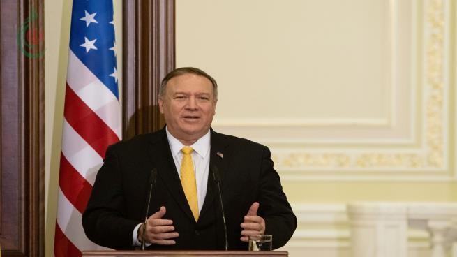بومبيو: واشنطن تندد بالهجمات على إدلب السورية وتقف مع تركيا