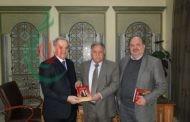 تعزيزاً لعلاقاتها مع الجهات الفاعلة  .. مؤسسة القدس الدولية (سورية) في زيارة لشبكة الآغا خان للتنمية في دمشق