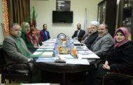 مجلس إدارة مؤسسة القدس الدولية (سورية) يعقد اجتماعه الأول لعام 2020