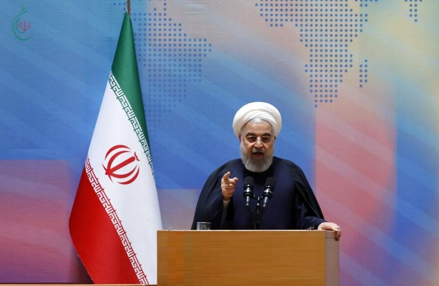الشيخ روحاني يؤكد أن وجود قوات الاحتلال الأمريكي في سورية غير شرعي كونه يتعارض مع إرادة الدولة السورية