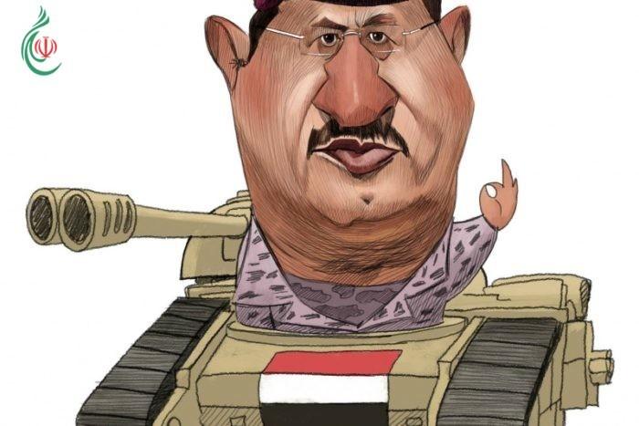 نجاة وزير الدفاع اليمني محمد علي هادي من انفجار لغم و مقتل 6 من مرافقيه غربي مأرب
