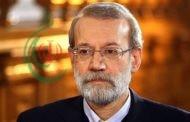 علي لاريجاني : الحرس الثوري هو المرتكز لعزة و إقتدار إيران