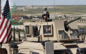 القوات الاحتلال الأمريكية تنسحب من الموصل