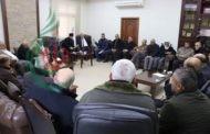 بلديات محافظة الخليل تناقش الخطوات القادمة لتداعيات حالة الطوارئ التي تمر بها دولة فلسطين