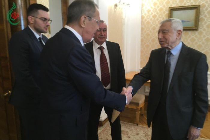 حواتمة يلتقي لافروف : تفاهمات فلسطينية روسية لتقويض صفقة ترامب وصون الحقوق الوطنية المشروعة لشعب فلسطين