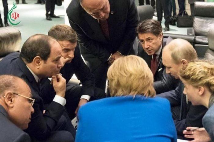 التحركات المصرية مع الدول الأوروبية لتطويق لتركيا ومواجهة العداء
