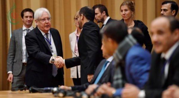3 مبادارت لــ مارتن غريفيث المبعوث الأممي الخاص لإنهاء الحرب في اليمن