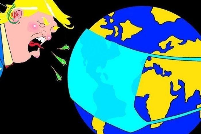 رسامون من 50 دولة في معرض الكاريكاتير الإلكتروني الإيراني