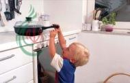 خمسة مخاطر تهدد الطفل في المنزل