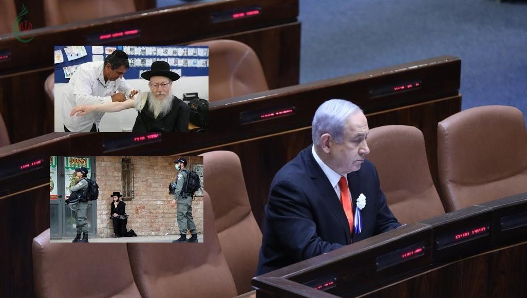 إصابة مستشارين رئيس وزراء الكيان الصهيوني و وزير الصحة و زوجته بفيروس