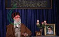 قائد الثورة الاسلامية : الشعب الإيراني تألق في اختبار كورونا