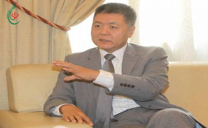 """سفير الصين لدى لبنان وانغ كيجيان """"لؤلؤة الشرق"""" ستكون أكثر أمناً واستقراراً وازدهاراً"""