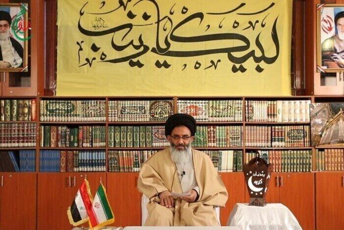 ممثل الإمام الخامنئي (دام ظله) في سورية :