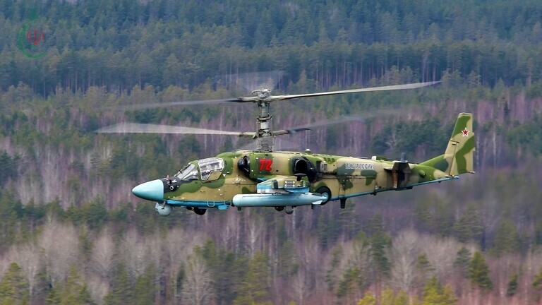 روسيا تختبر مروحيات مطورة عصية على رادرات العدو وصواريخه