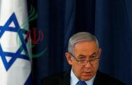 رئيس وزراء العدو الصهيوني الإرهابي بنيامين نتنياهو يهدد من يهاجم إسرائيل بـــ