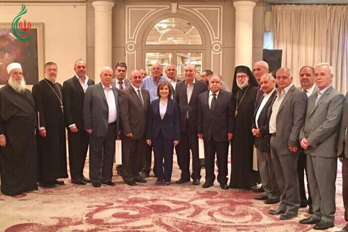 مجلس الأمناء لمؤسسة القدس الدولية استهداف دمشق والقدس استهداف واحد..وما يسمى
