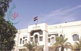 بيان السفارة السورية في لبنان تجدد فيه استعدادها التعاون والتنسيق لمصلحة الشعبين الشقيقين