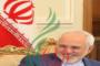 وزير الخارجية محمد جواد ظريف : قلوبُنا مع الشعب اللبناني و سلامٌ من الله ورحمةٌ لهذا الوطن الأبيّ