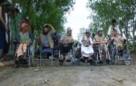 زيارة ميدانية لجرحى الحرب للمرابطين في الساحل الغربي