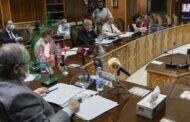 اللجنة المشتركة السورية الهندية تؤكد أهمية العلاقات الثنائية وتفعيل الاتفاقيات بين البلدين وسبل تعزيزها