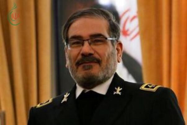شمخاني يشبّه إسقاط المشاريع الأميركية المعادية لإيران بإسقاط المسيّرة