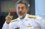 الأدميرال حبيب الله سياري : الجيش الإيراني يرصد ويقيّم كافة تحركات وقدرات العدو القتالية في المنطقة وخارجها