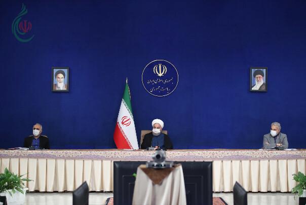 روحاني : قوّة أميركا وهيمنتها العالمية تراجعت