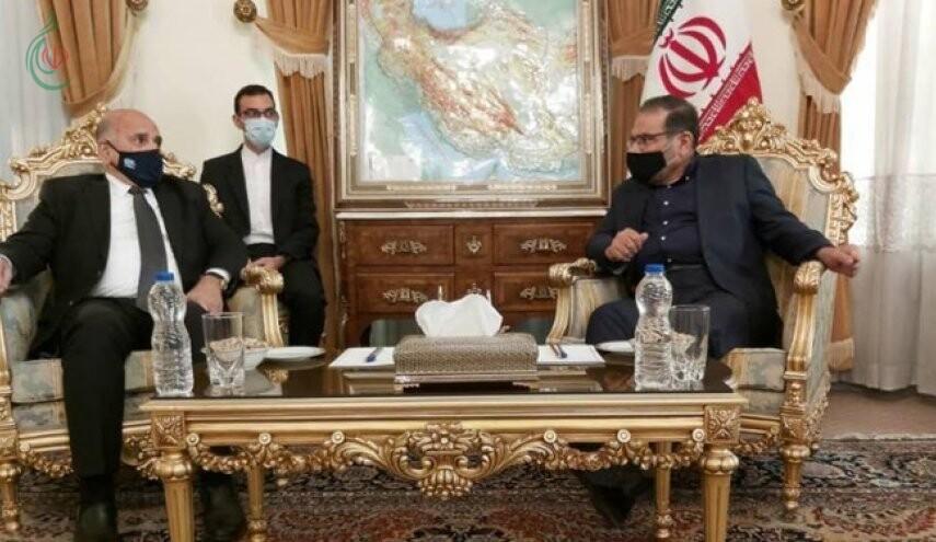 شمخاني : ننتظر من العراق متابعة جريمة إغتيال الشهيد سليماني عبر المنظمات الدولية