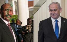 قناة عبرية : نتنياهو سيلتقي البرهان قريباً في أوغندا لاستكمال عميلة السلام مع إسرائيل
