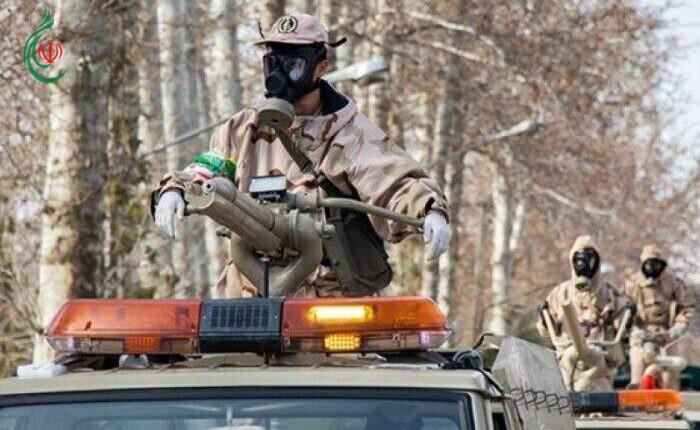 """الحرس الثوري يكشف عن قاعدة عسكرية بحرية جديدة باسم """"الشهيد مجيد راهبر"""" شرق مضيق هرمز"""
