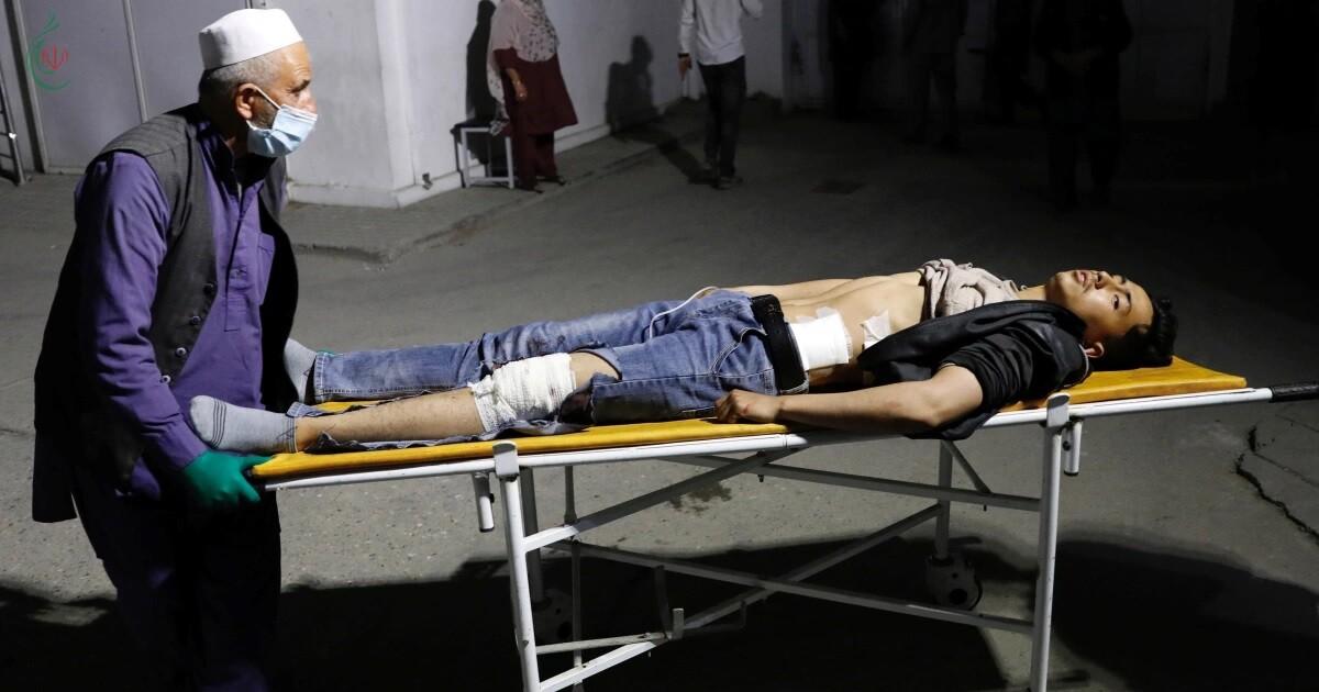 إرتفاع حصيلة أعتداء كابول ومقتل قيادي بالقاعدة و الخارجية الإيرانية تدين الجريمة الإرهابية وتقدم تعازيها لشعب وحكومة أفغانستان